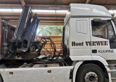 Vacature magazijnier / chauffer bij houthandel Verwée in Kuurne